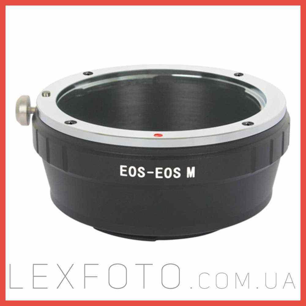 Переходник, адаптер Canon EF  Canon EF-M