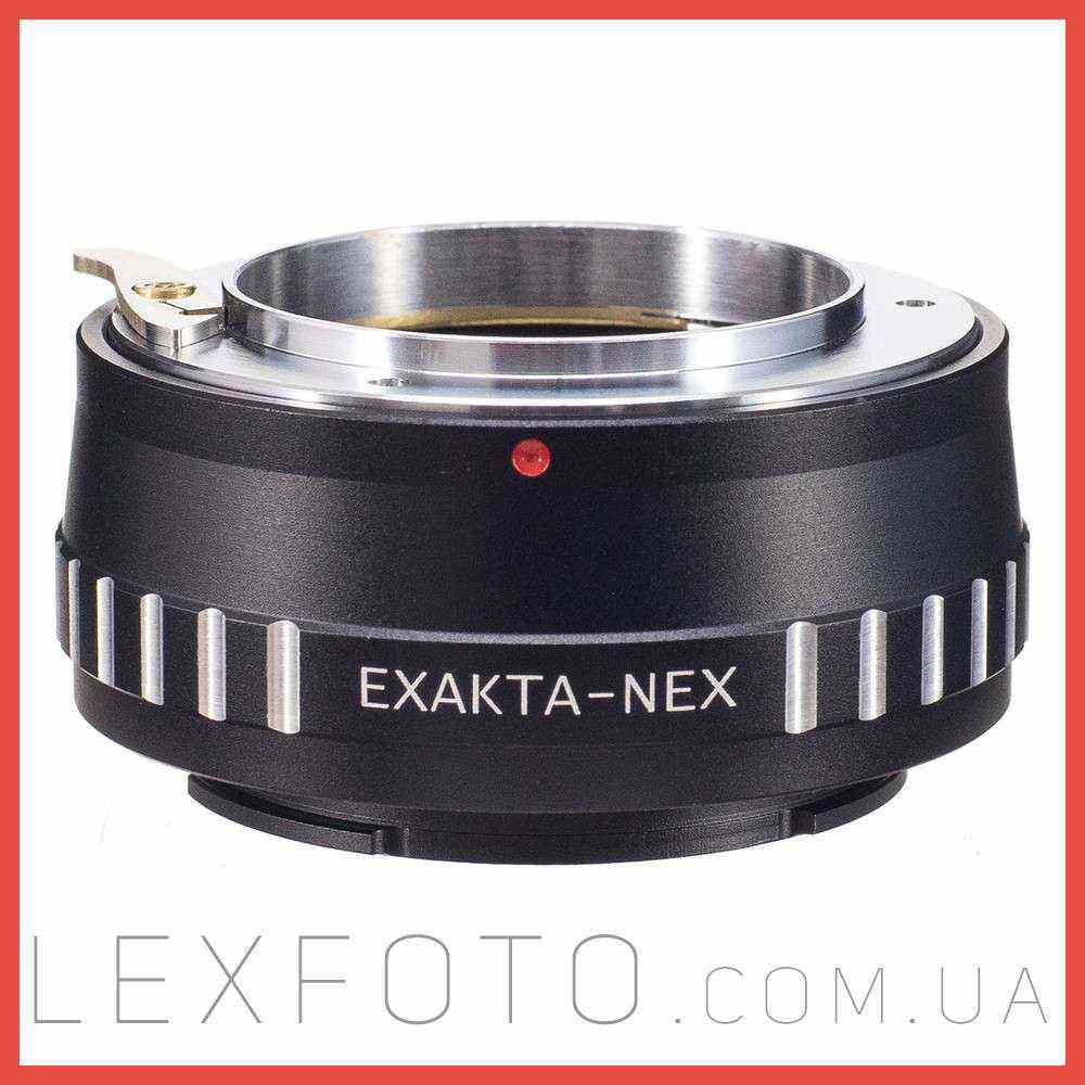 Переходник, адаптер Exakta EXA  Sony E-mount (NEX)