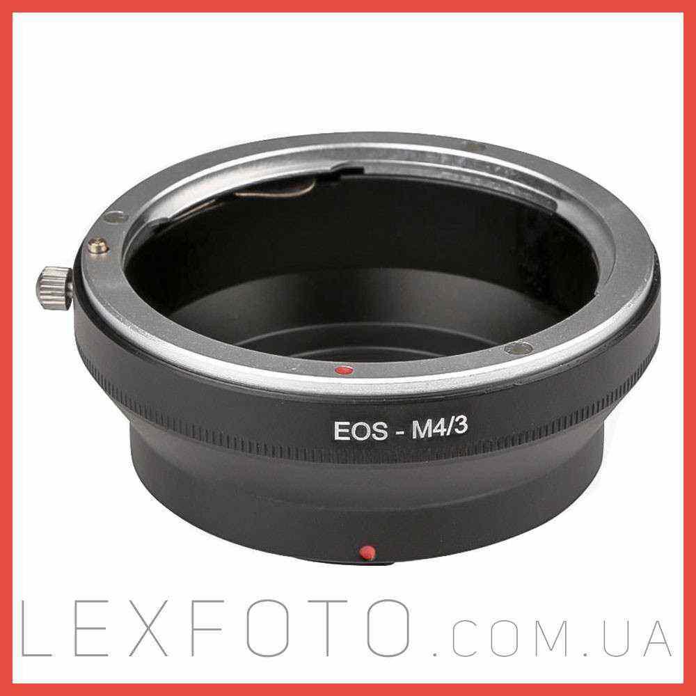 Переходник, адаптер Canon EF  micro 4/3