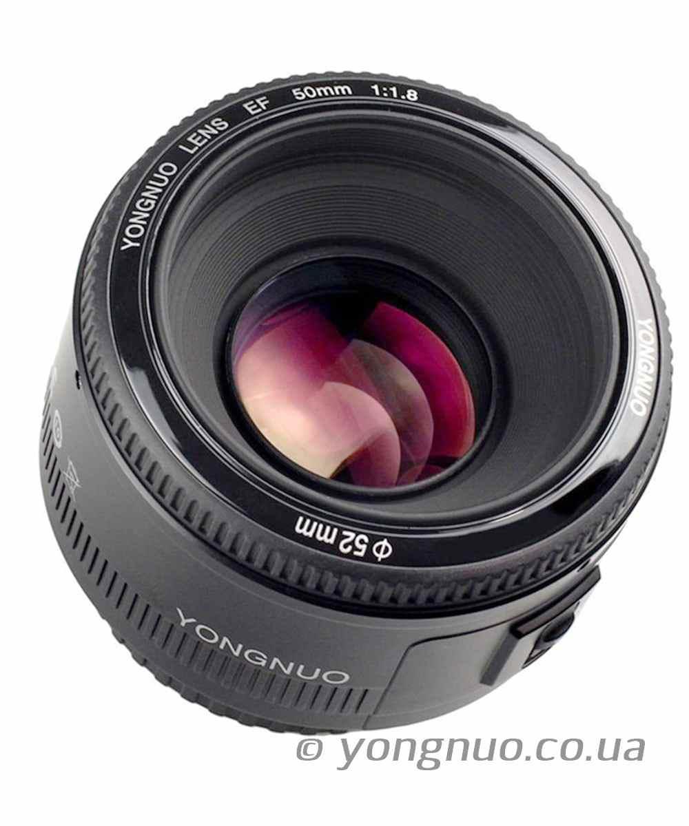 Yongnuo YN 50mm F/1.8 для Canon
