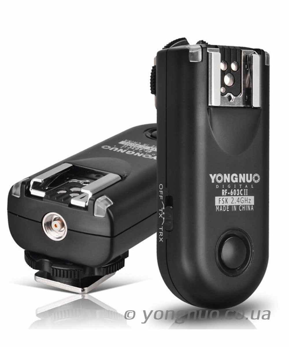 Yongnuo RF-603 mark II для Nikon