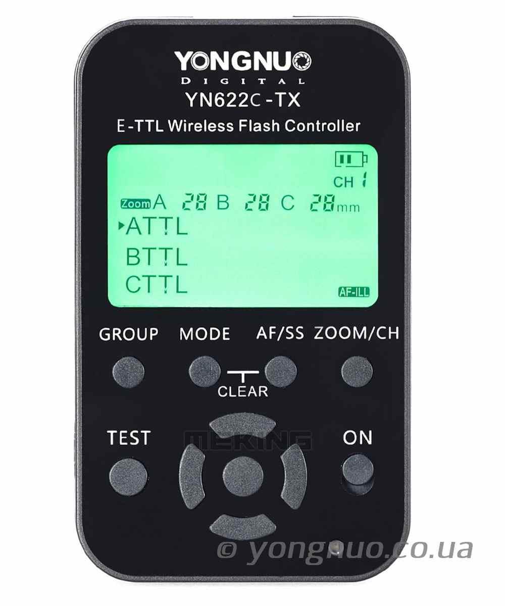 Yongnuo YN-622C-TX Canon